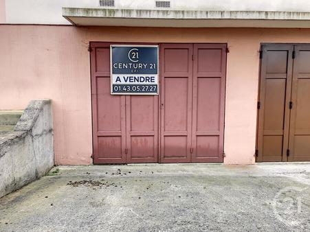 Parking à vendre - 14 m2 - NOISY LE GRAND - 93 - ILE-DE-FRANCE